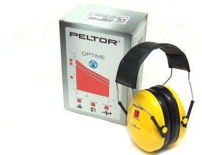 Cuffia peltor optime 1 da 27db antirumore delfiero s r l for Cuffie antirumore per studiare