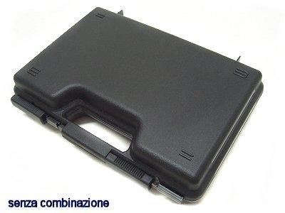 Valigetta porta pistola senza combinazione in plastica ebay - Valigetta porta cartucce ...