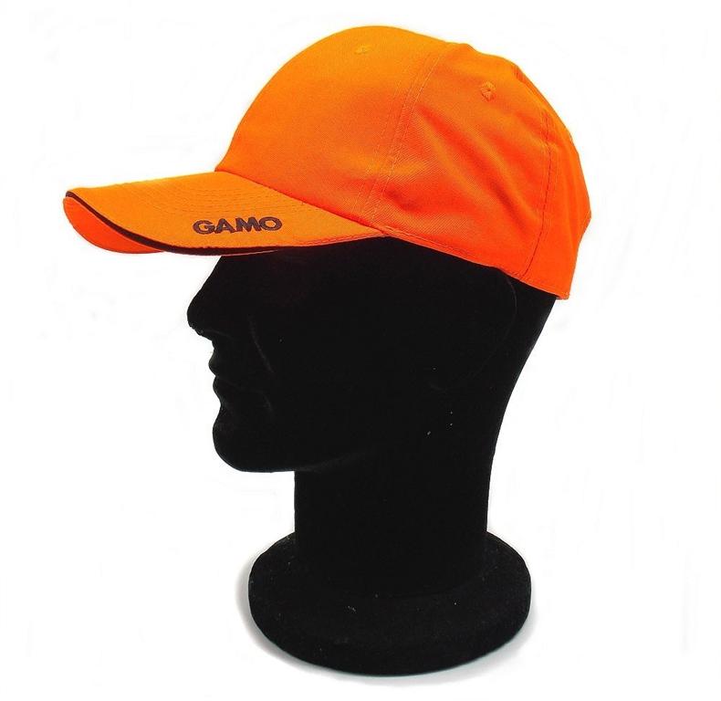 berretto arancione alta visibilità in 100% poliestere. taglia unica  regolabile. 2a7d21c14a52
