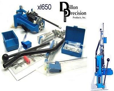 Dillon Xl650 Press Without Dies - Caliber 45acp Delfiero S r l