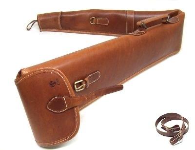 Fodero custodia in cuoio per fucile cm 130 delfiero s r l for Cuffie antirumore per studiare