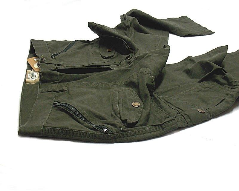 Marr/ón Adulto un tama/ño Denix DX01L Accessorio per Abbigliamento da Caccia,Unisex